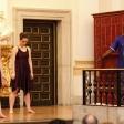 El grupo africano Diarama actuó con las alumnas del Conservatorio de Danza de Montijo.