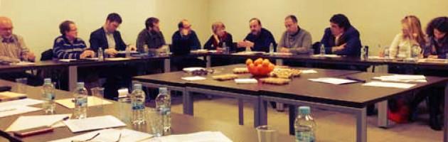 Reunión de la POI por un Pacto de Estado por la Infancia