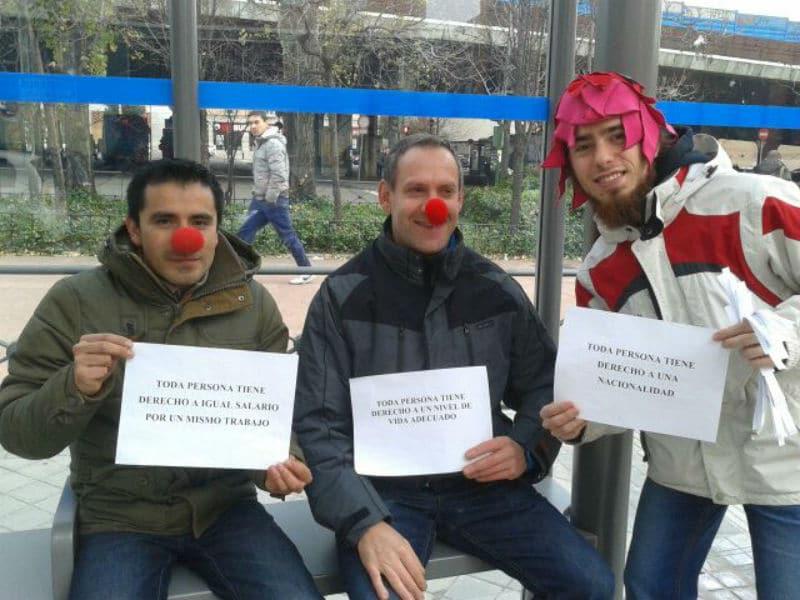 Derechos Humanos por narices