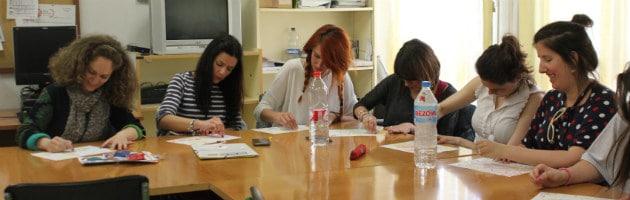 Formación MUS-E para profesores del CEIP San Cristóbal de Lorca