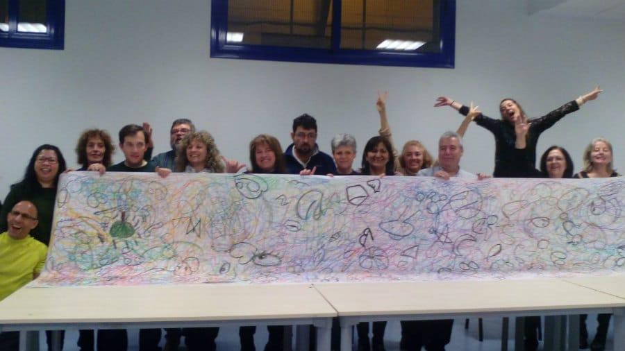 Curso de Formación de la FYME en la Escuela de Voluntariado de Madrid