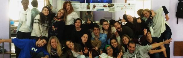 Taller de voluntariado FYME en la Semana Solidaria de La Salle 2015