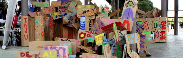 Taller por los Derechos Humanos en Juntas y Revueltas 2015