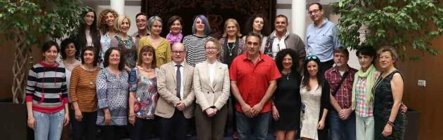 IV Encuentro Educ-arte Comenius Regio en el Ayuntamiento de Leganés