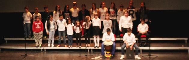 Actuación en el Día MUS-E Madrid 2015