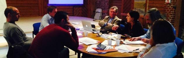 Reunión internacional de coordinadores MUS-E 2015