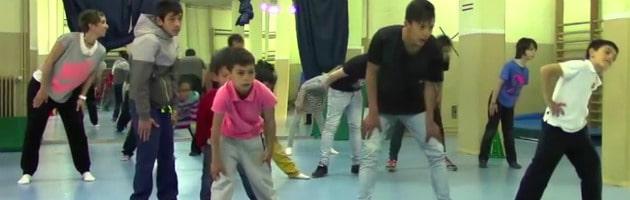 MUS-E danza 2014-2015 en el CEIP Méndez Núñez