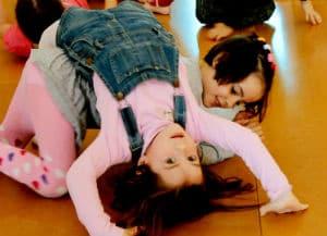 Taller infantil de danza de SomosDanza