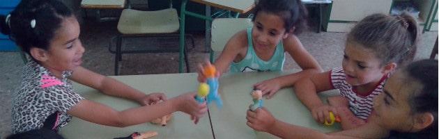 Curso MUS-E Artes Plásticas CEIP Barriomar 2014-2015