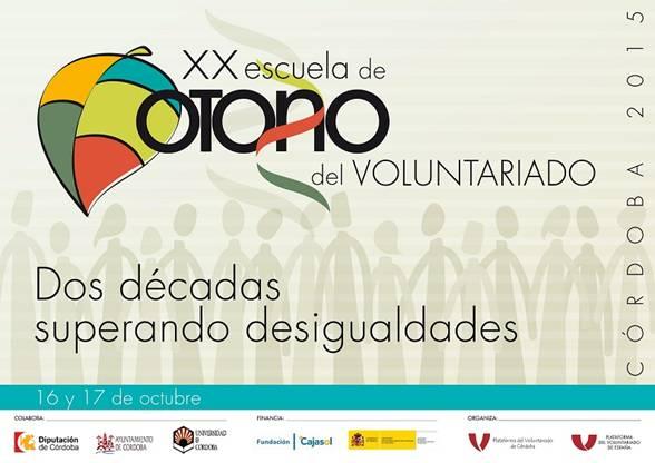XX Escuela de Otoño del Voluntariado
