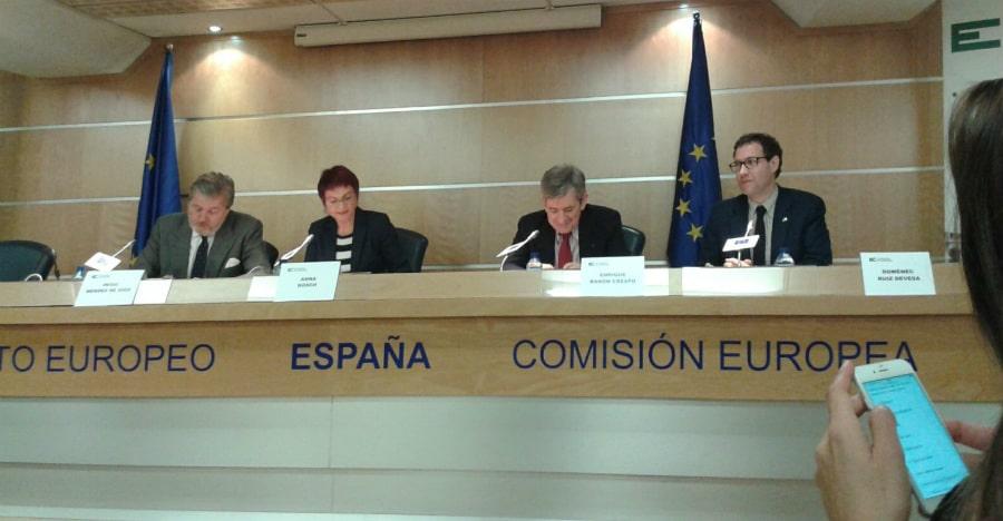 Debate por una europa unida y federal fundaci n yehudi menuhin espa a - Oficinas bosch madrid ...