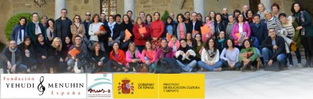 Imagen del Encuentro MUS-E Magalia 2015