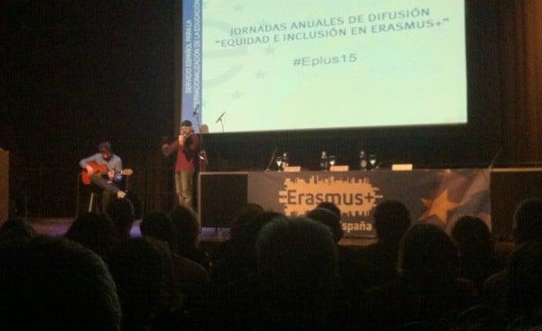 Jornadas Anuales de Difusión Erasmus+ 2015
