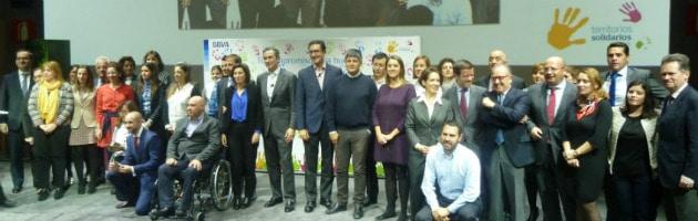 BBVA entrega sus Territorios Solidarios 2015