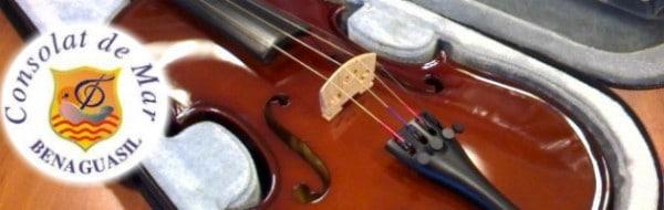 Los Reyes Magos traen violines