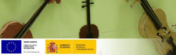 Violines por la paz en 3D