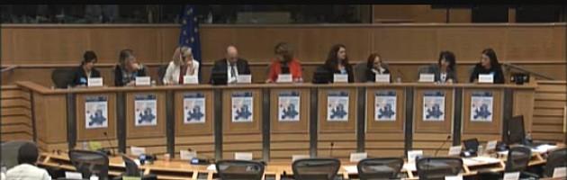 Sesión abierta de la Comisión de Cultura del Parlamento Europeo del 15 de marzo de 2016