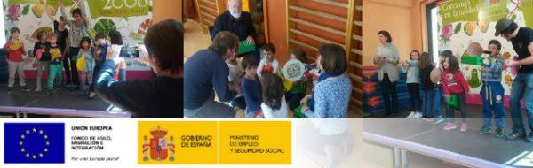 Sesiones MUS-E familiares en el CEIP Emilia Pardo Bazán de Madrid
