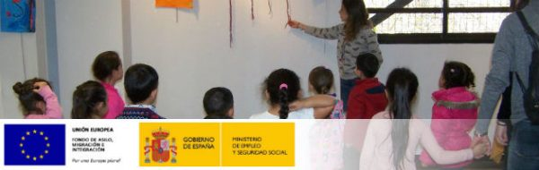 El CEIP García Morente de Madrid celebra su Día MUS-E con una exposición