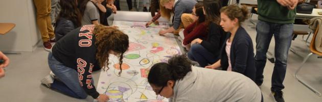 Arte y Solidaridad: taller MUS-E en la Semana Solidaria de La Salle 2016