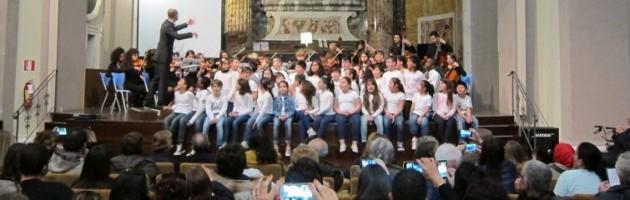 Celebración del Centenario de Yehudi Menuhin organizada por MUS-E Fermo