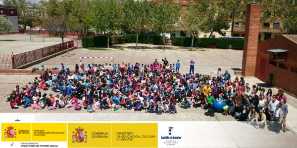 Día MUS-E Castilla-La Mancha 2016, en el CEIP San Ildefonso