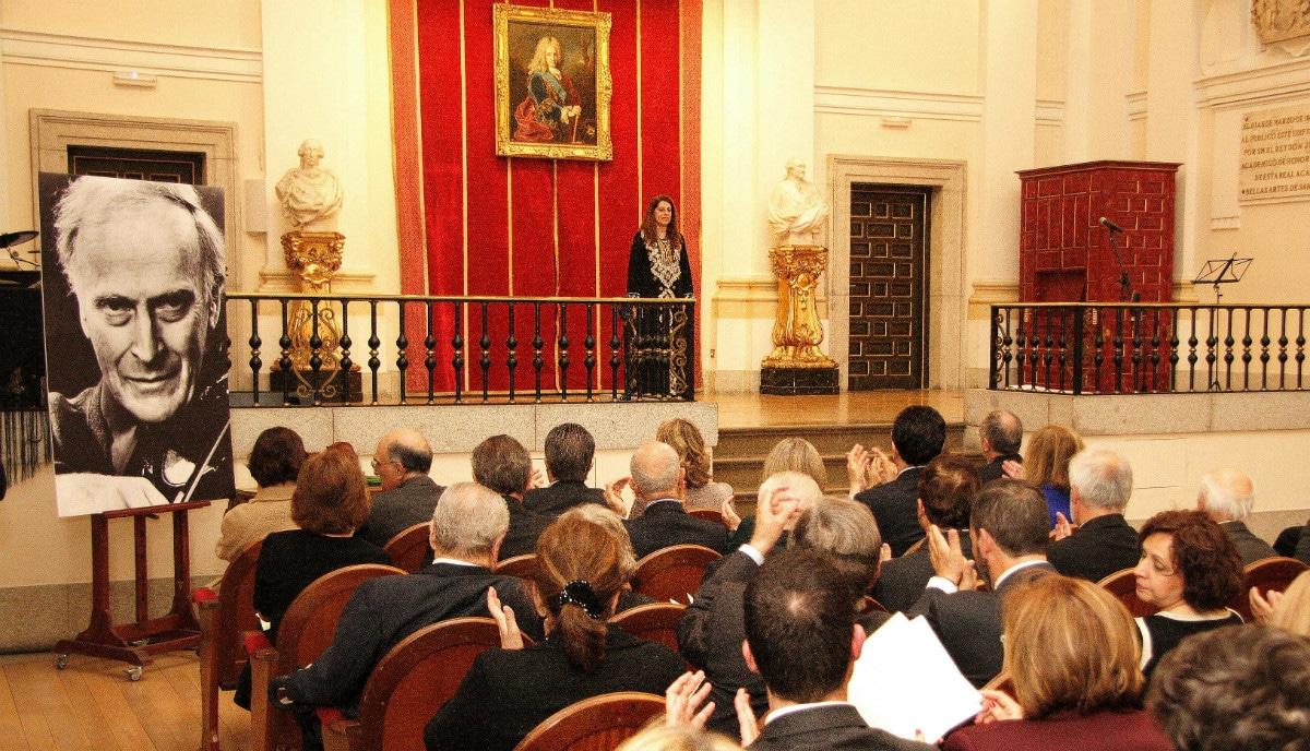 Concierto Homenaje por el Centenario de Yehudi Menuhin.