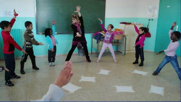 Así fue el día MUS-E 2016 en la Escola Joan Maragall de Sabadell
