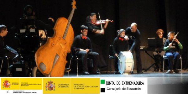 Así fue el XV Día MUS-E Extremadura en Cáceres