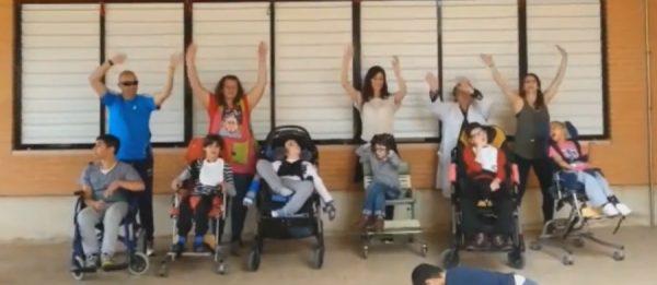 En recuerdo y homenaje a Cristina, del CPEE Primitiva López