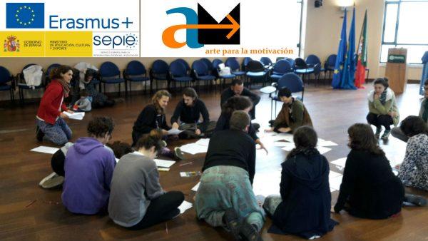 II Encuentro Internacional Arte para la Motivación en Portugal