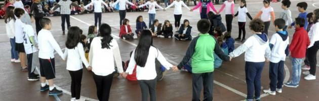 Día MUS-E en el CEIP San Pedro de Visma de A Coruña