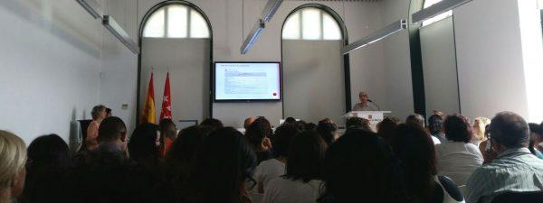 Jornada Informativa sobre la Subvención para entidades de Voluntariado en Madrid
