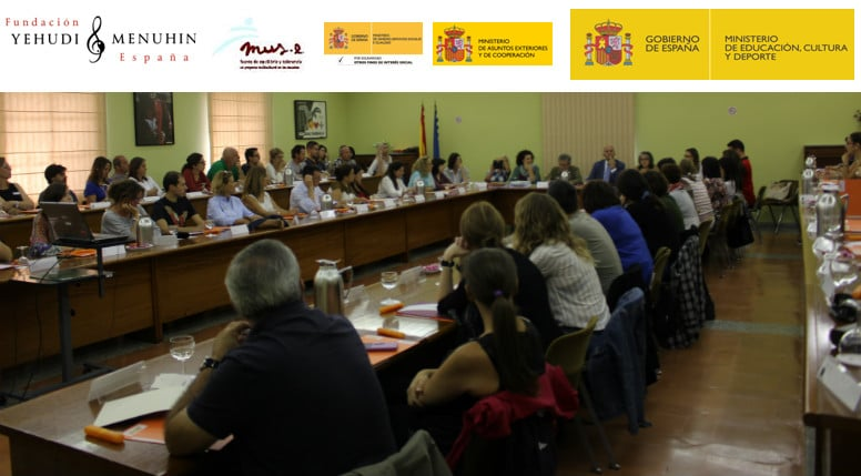 Imagen del Encuentro MUS-E Magalia 2016