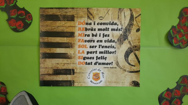 Consolat de Mar vuelve a donar música a un cole MUS-E