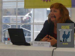 La escritora Pilar Bellés dará una conferencia por el Día de las Escritoras sobre el papel de la mujer en las obras de Cervantes