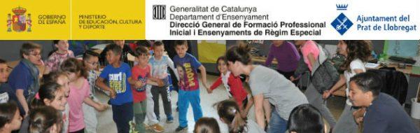 Así fue el curso MUS-E 2015-2016 en la Escola Pepa Colomer de El Prat de Llobregat