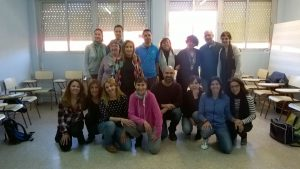 Formación para docentes en el CEIP Antonio Machado de Fuenlabrada