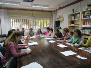 Formación de profesores y profesoras del CEIP Concepción Arenal de Leganés