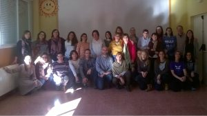 Formación para docentes Educ-Arte 2017 en el CEIP Miguel Hernández