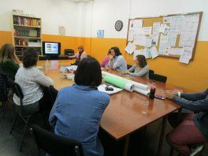 Formación de profesores y profesoras en el CEIP Francisco de Goya de Madrid