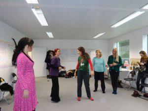 Encuentro de formación del proyecto europeo META en Bruselas