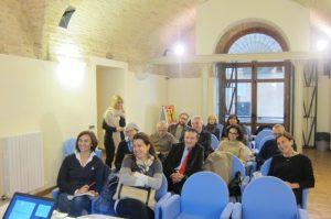 Primer encuentro de coordinación Escuela de Familias Erasmus+