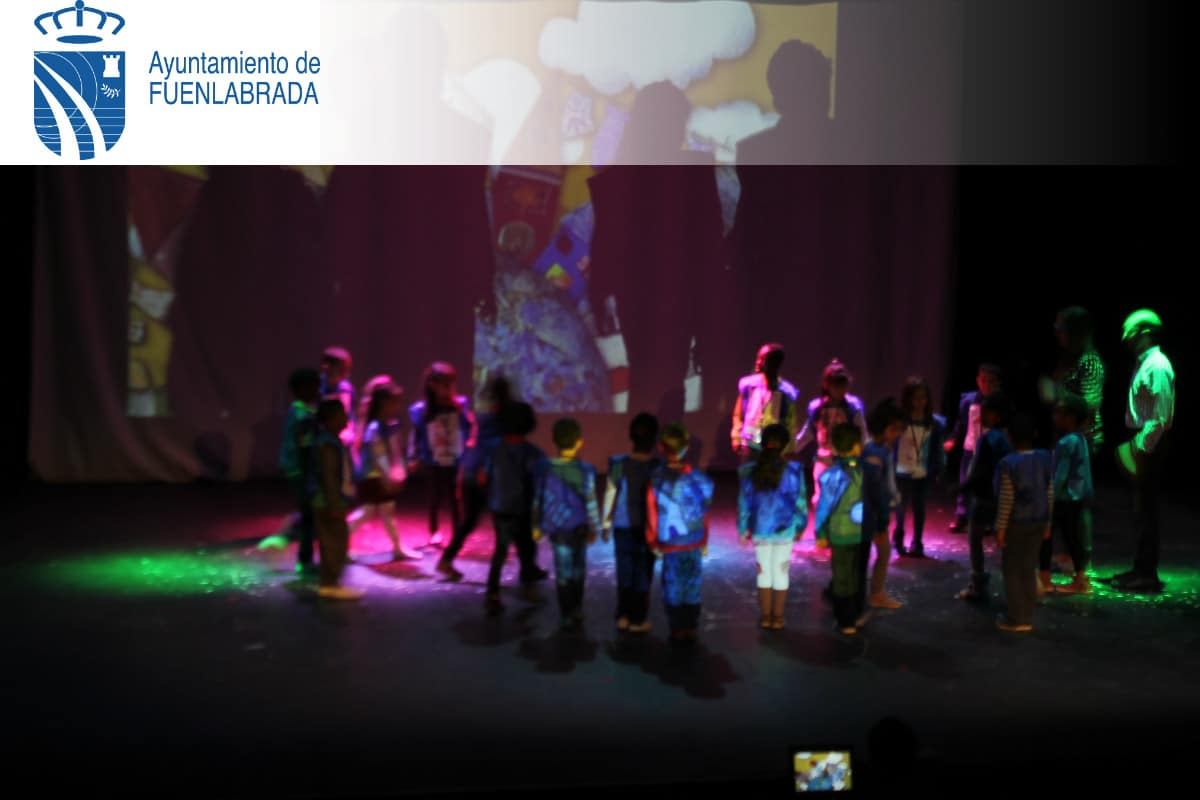 Celebración del Día de África en la Campaña Recro-Arte 2015-2016