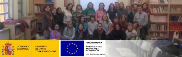Foto grupo profes CEIP Seneca 2016