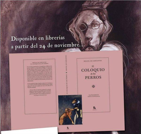 'El Coloquio de los Perros', ilustrado por Sofía Gandarias