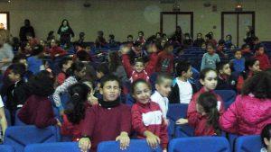 Día MUS-E Melilla 2016, diciembre 13