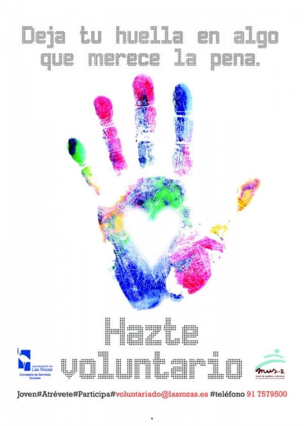 Voluntariado para alumnos de ESO en Las Rozas