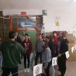 Día MUS-E 2016-2017 en el IES José de Churriguera de Leganés