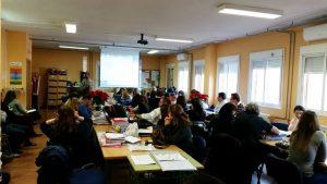 Formación MUS-E para docentes del IES Ana María Matute de Velilla